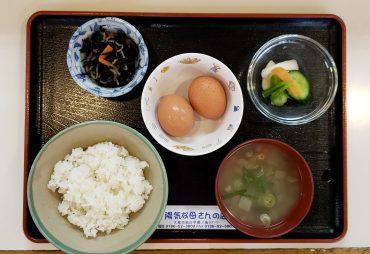 新サービス『朝定食』はじめます!